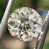 1.55ct Old European Cut Diamond GIA L VS1 1