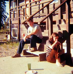 Air Force Days - Texas to Alaska, 1970-72