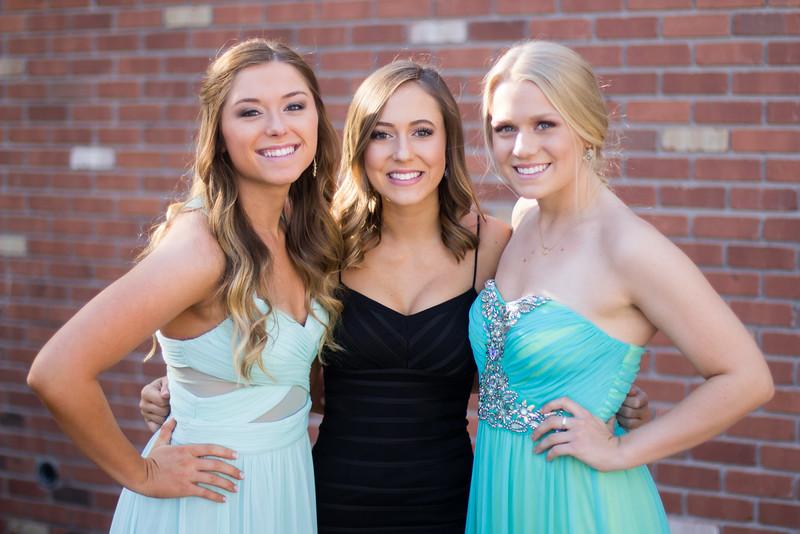 Brooke and Asher - 2015 - Sunnyslope Prom