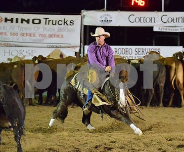 FUTURITY FINAL UNDER LIGHTS
