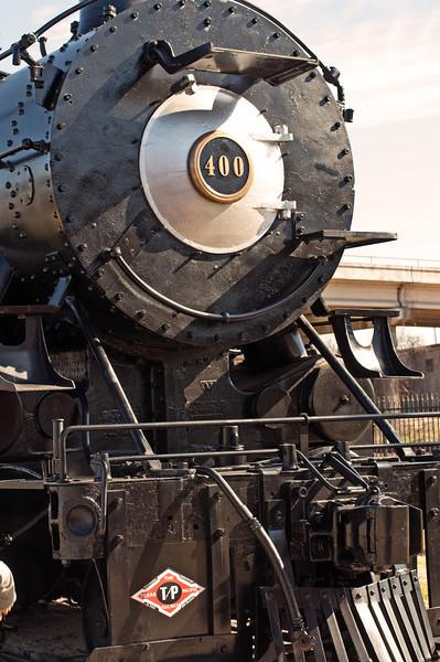 Marshall Train Depot
