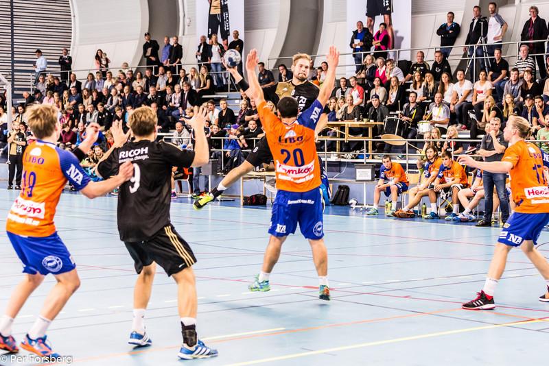 Ricoh HK vs LIF Lindesberg