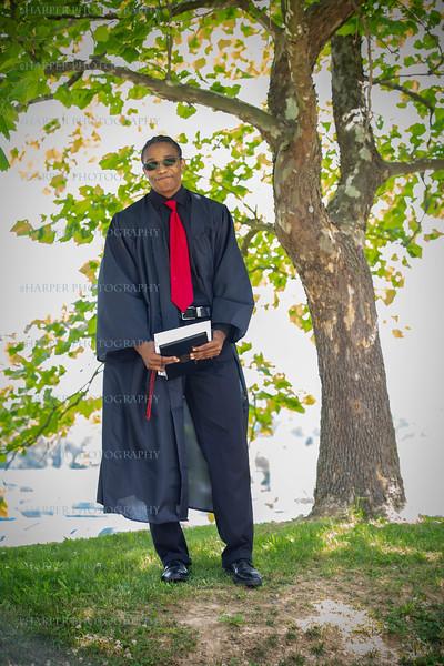 Jamarr Jr. Graduation