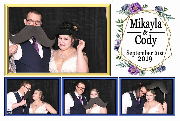 Mikayla and Cody's Wedding
