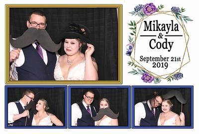 Mikayla and Cody's Wedding