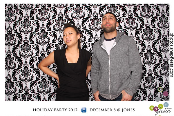 Epocrates Holiday Party @ Jones 12.8.12