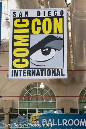 Comic-Con 2012 Venue and Misc