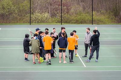 Rectory Varsity Tennis