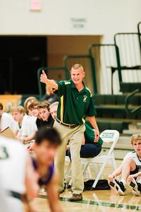 Coach Luke in Action
