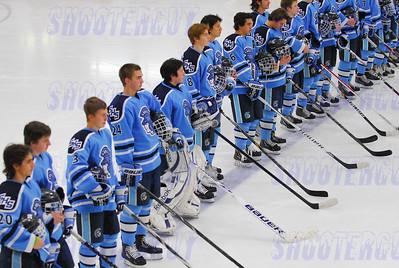 SHS Varsity Hockey 2012/2013