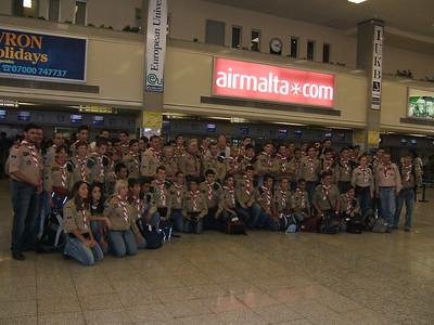 21st World Scout Jamboree - UK