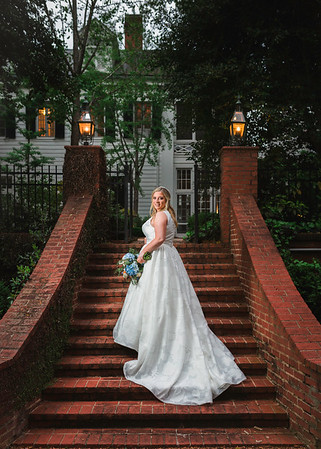 Kathryn Bridals at the Duke Mansion