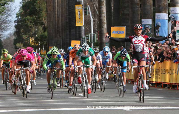 2007 Stage 2 - Davis and Sacramento