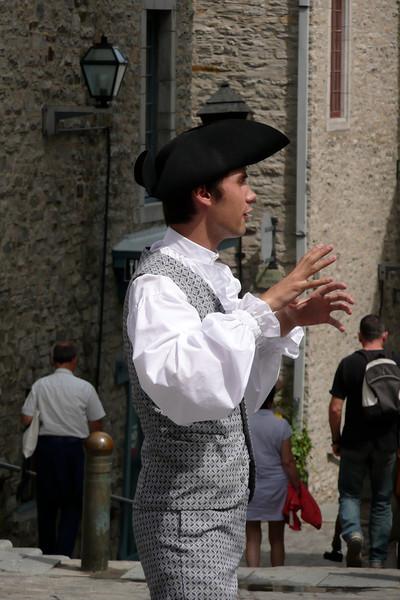 Tourist Guide. Quebec City