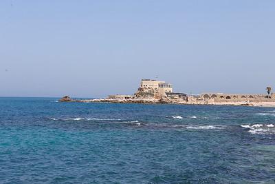 Caesarea by the Sea, Aquaduct, Megiddo, Mt. Carmel 3-8-16