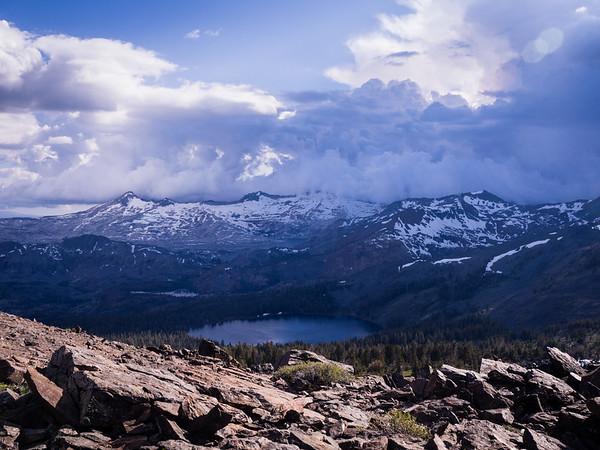 Desolation Wilderness backpack