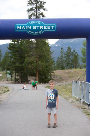 Mountain Goat Kids Run