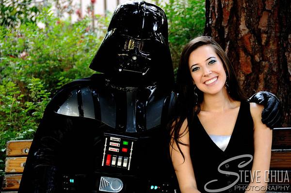 5-23-2010 LA Shoot This! Star Wars theme