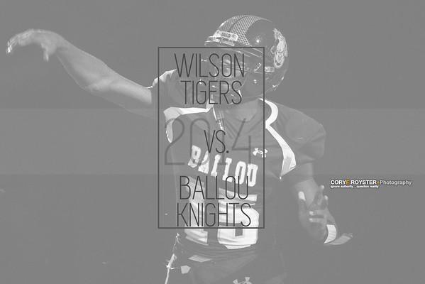 Wilson vs. Ballou