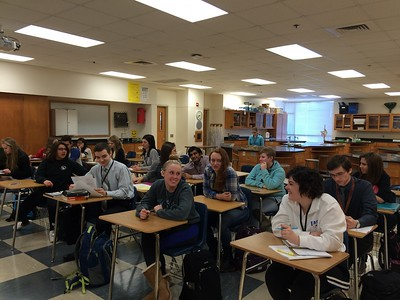 How an EHS Teacher Incorporated Civic Engagement Into a Science Classroom
