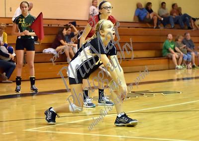 Hempfield Black vs St. Cathrine JH Volleyball