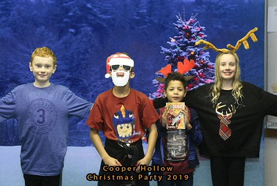 Cooper Hollow Christmas Photobooth 12.14.2019