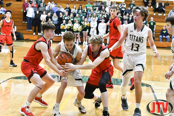 Lumen Christi vs Northwest Boys Basketball 1-20-20