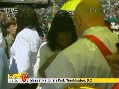 Papal Mass--TV