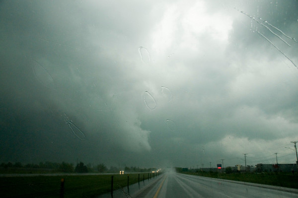 Springfield, Illinois Funnel Cloud May 15, 2009