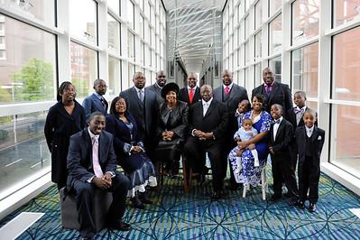 2012 COGIC VA 1 Workers Meeting (Saturday) - Family Session & Robe Dedication