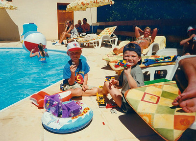 2000 Holiday in France 14-28 July