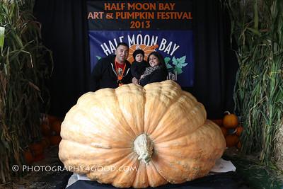 Sun p.m. - Giant Pumpkin Photos: Oct 20, 2013