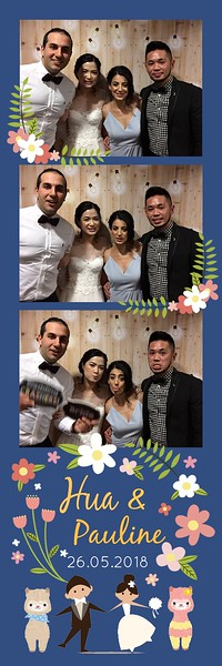 Hua & Pauline's Wedding