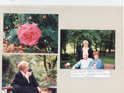 6-5-1993 Jan Balkin & Parents @ Kansas City, MO
