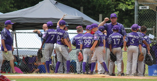 Center 10U All-Stars vs. Huntington at Dixie League Regioinal State Tournament
