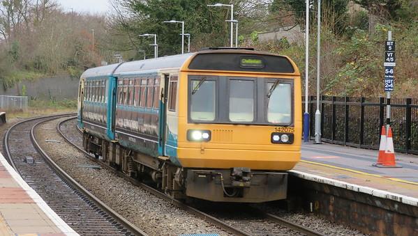 UK Rail December 2019