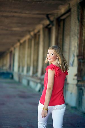 Gina Haskins | SENIOR