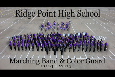 2015 05 31 Marching Band Group Shot