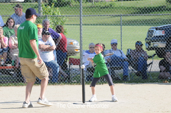 Tball scrimmage