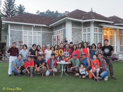 2018_08_04 Birthday celebration at Ken House