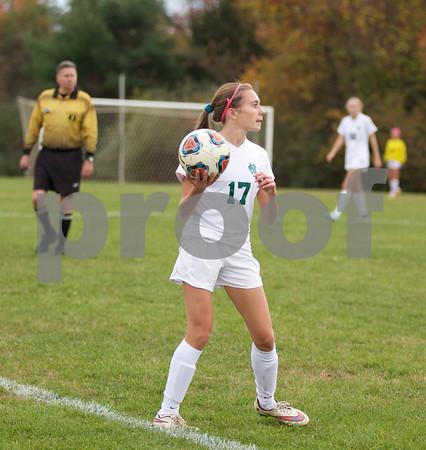 CNHS Girls Soccer v Long Branch