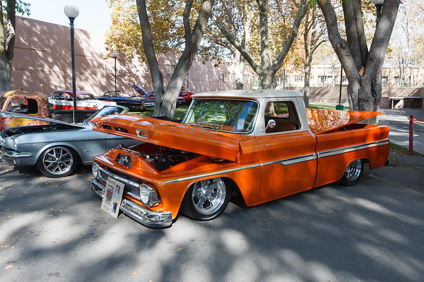 Goodguys 25th Autumn Get-Together  in Pleasanton, CA – November  2014