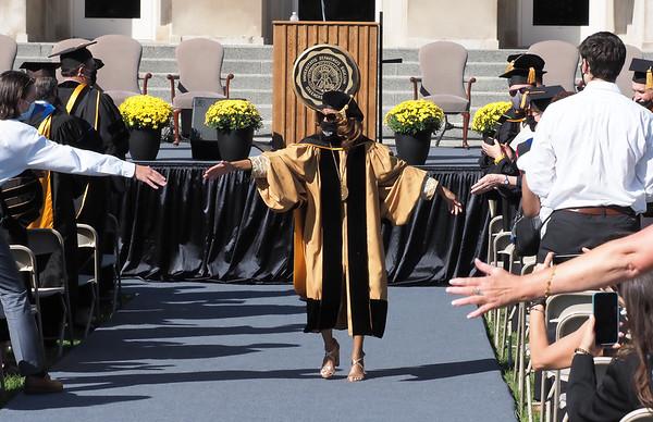 Dr. White DePauw University