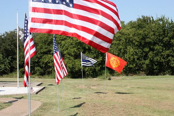 9/11 Remembrance Day - West Tawakoni - 09/11/2017
