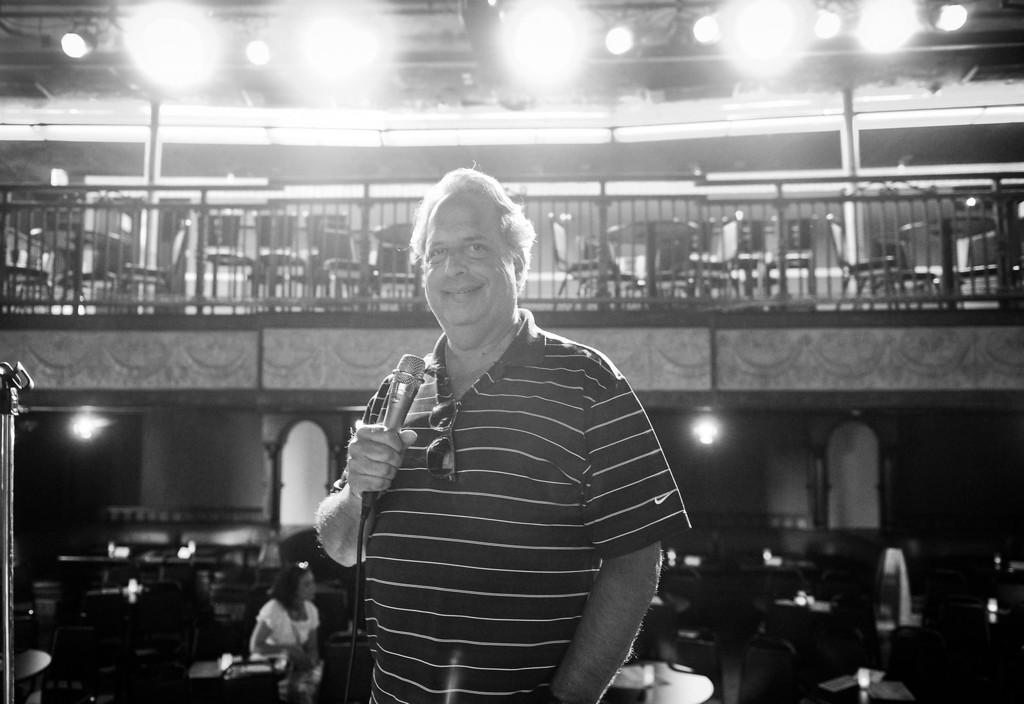 . Jon Lovitz opened the Jon Lovitz Comedy Club in 2009 at Universal CityWalk. Friday, June 28, 2013. (Michael Owen Baker/L.A. Daily News)
