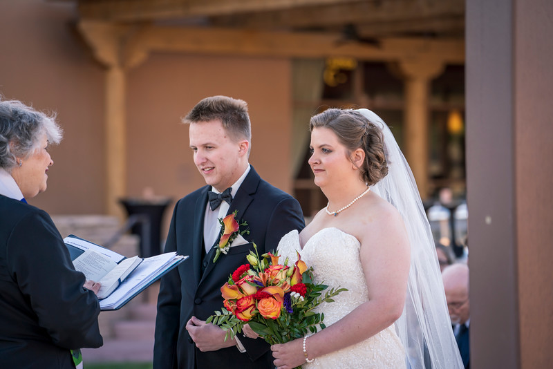 Sandia Hotel Casino New Mexico October Wedding Ceremony C&C-30.jpg