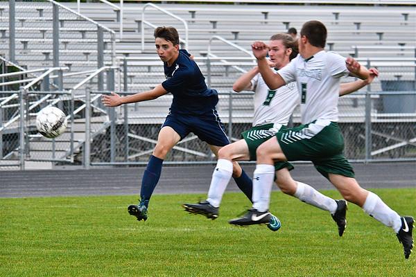 MS Shepherd vs Pinconning Soccer