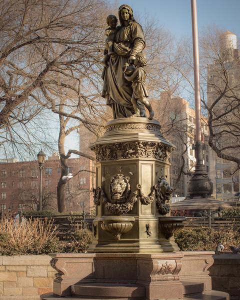 The James Fountain