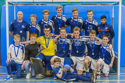 Scottish U18 Indoor Club Cup