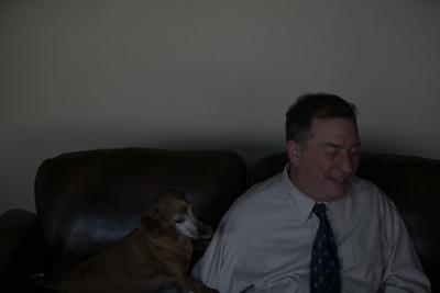 Jacob Puppy/Dad 11.11.18